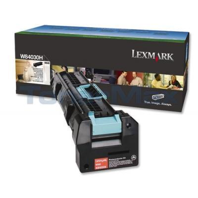 LEXMARK W840 PHOTOCONDUCTOR KIT BLACK